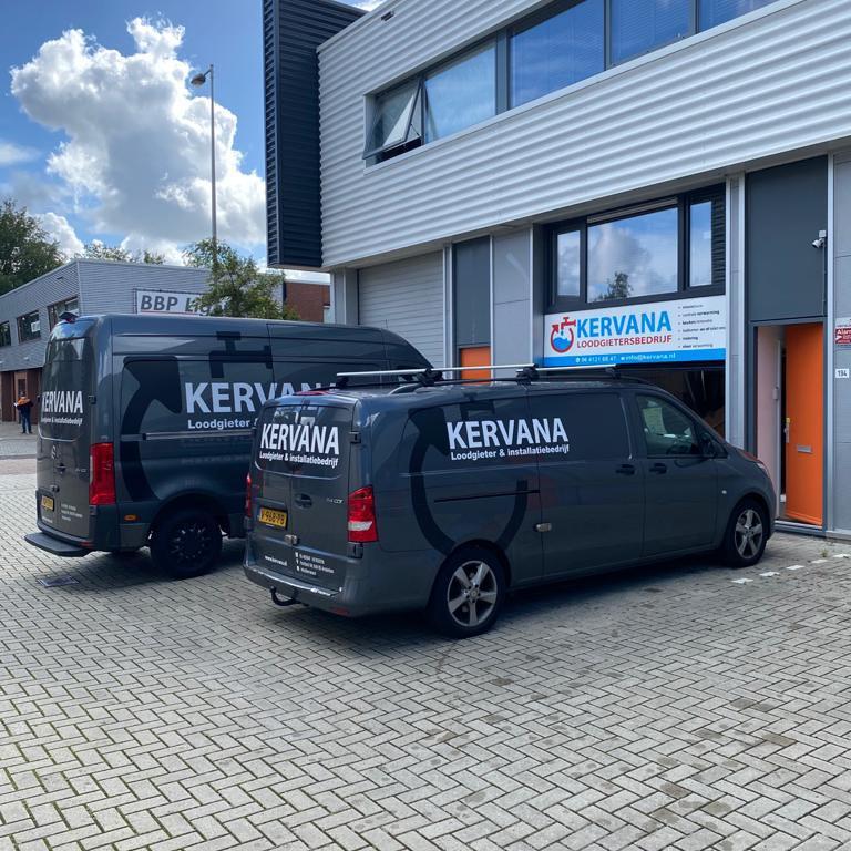 Bedrijfsimpressie van ons Loodgietersbedrijf te Amsterdam